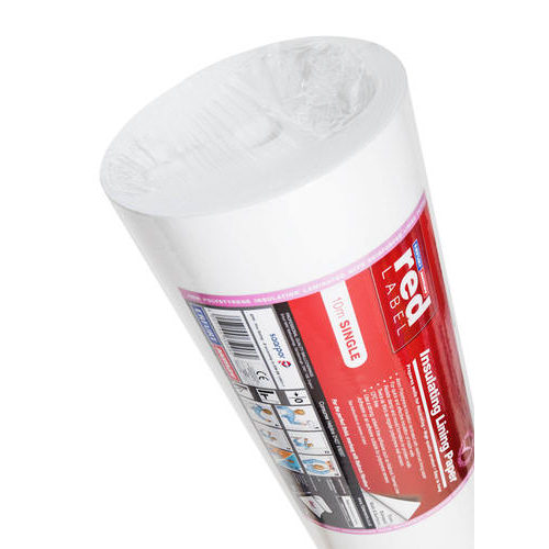 Erfurt Insulating Lining Paper Sample