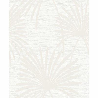 CWV Wallpaper Tropicana Palm White M0948 Sample