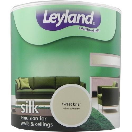 Leyland Vinyl Silk Emulsion Sweet Briar 2.5 Litre