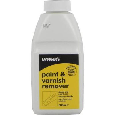 Mangers Paint & Varnish Remover 500ml