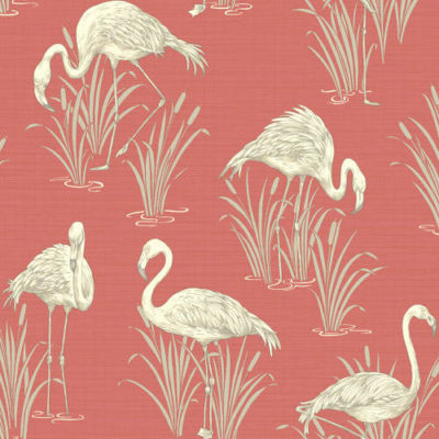 Arthouse Lochs & Lagoons Collection Lagoon Coral 252601 Full Roll