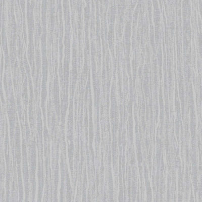 Arthouse Wallcoverings Samba Plain Silver 405901 Sample
