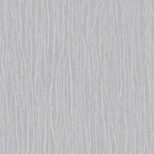 Arthouse Wallcoverings Samba Plain Silver 405901 Sample