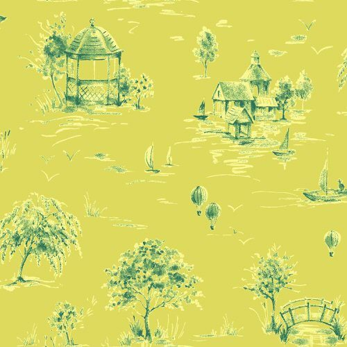 Sophie Conran Lazy Days Wallpaper Lindon 950704