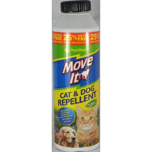 151 Pestshield Move It Cat and Dog Repellent 300g