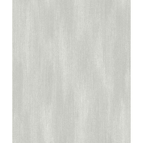 Royal House Vinyl Wallpaper Fabric Plain A10702 Grey Sample