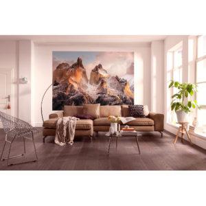 254 x 184cm Torres Del Paine Mural