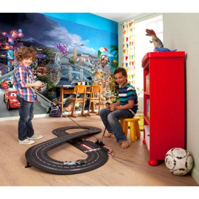 368 x 254cm Cars World Mural