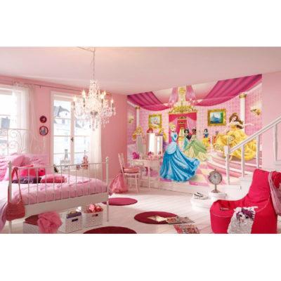 368 x 254cm Princess Ballroom Mural