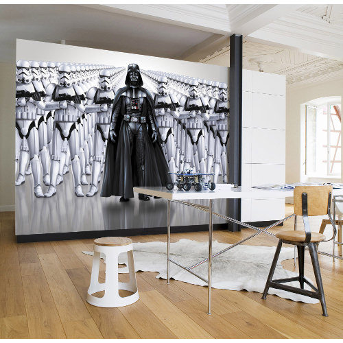 368 x 254cm Star Wars Imperial Force Mural