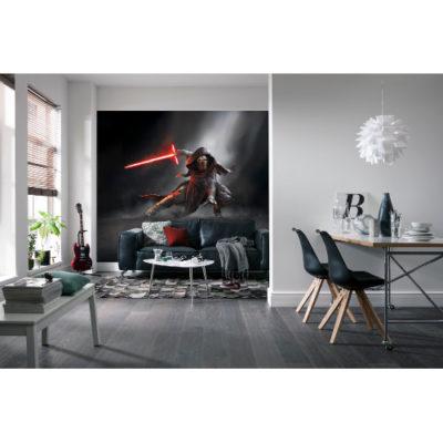 368 x 254cm Star Wars Kylo Ren Mural