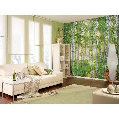 368 x 254cm Sunday Mural