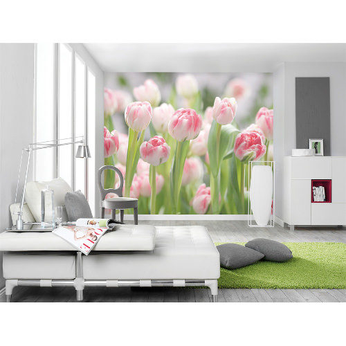 368 x 254cm Secret Garden Wall Mural