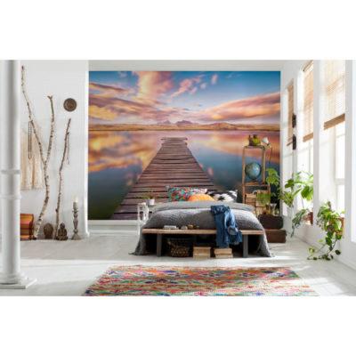 368 x 254cm Serenity Mural