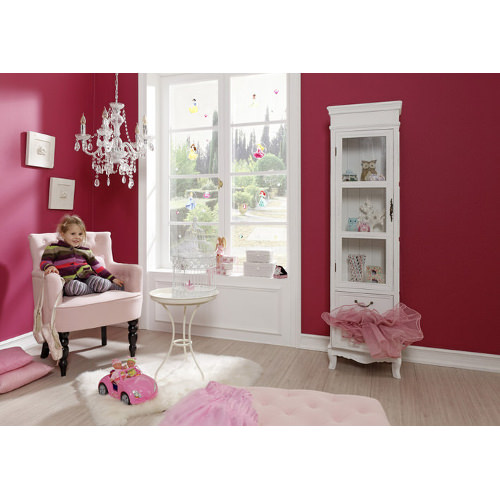 31 x 31cm Princess Window Sticker Mural