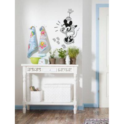 50 x 70cm Minnie Scream Mural