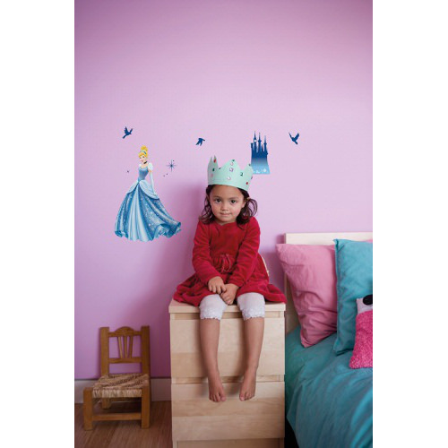50 x 70cm Princess Dream Mural