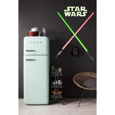 50 x 70cm Star Wars Lightsaber Mural