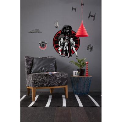 50 x 70cm Star Wars First Order Mural