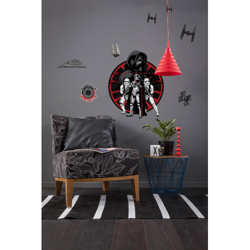 50 x 70cm Star Wars First Order Mural