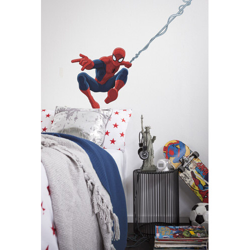 50 x 70cm Spider-Man Sticker Mural