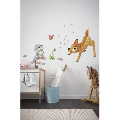 50 x 70cm Bambi Mural