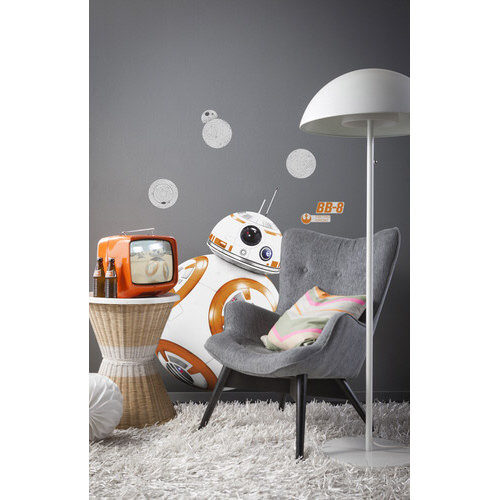 100 x 70cm Star Wars Bb-8 Mural