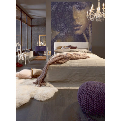184 x 248cm Lace Wall Mural