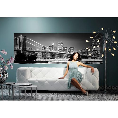 368 x 124cm Brooklyn Bridge Mural