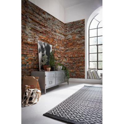 368 x 248cm Bricklane Wall Mural