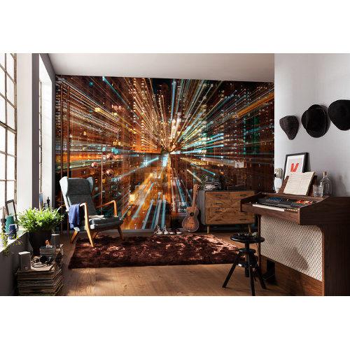 368 x 248cm Fusion Mural