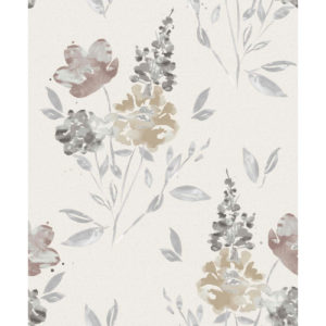 Crown Wallcoverings Sancerre Vinyl Wallpaper M1046 Natural Sample