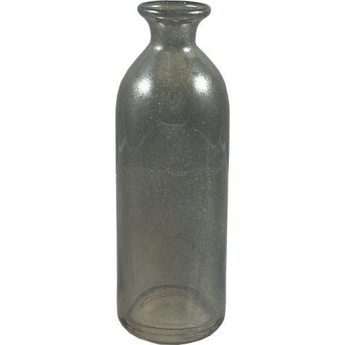 21cm Bottleneck Vase in Pewter