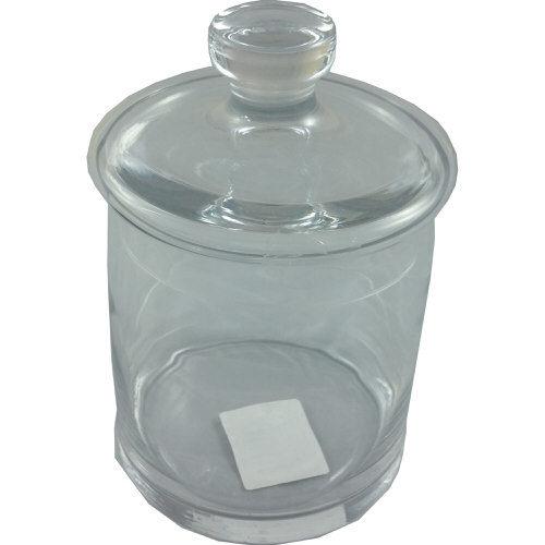 Glass Storage Jar and Lid