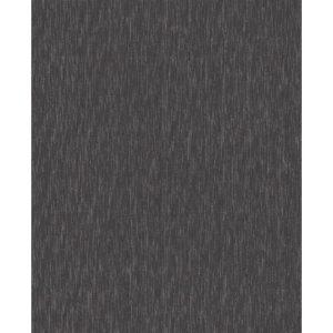 Glittertex Blown Vinyl Stripe Wallpaper Black FD40959 Sample