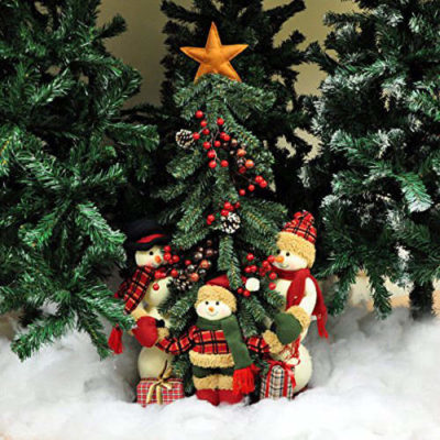 81cm Fully Decorated Christmas Tree