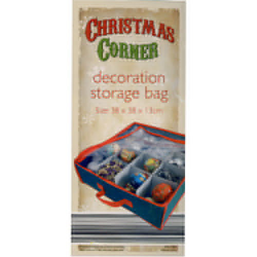 Christmas Decoration Storage Bag
