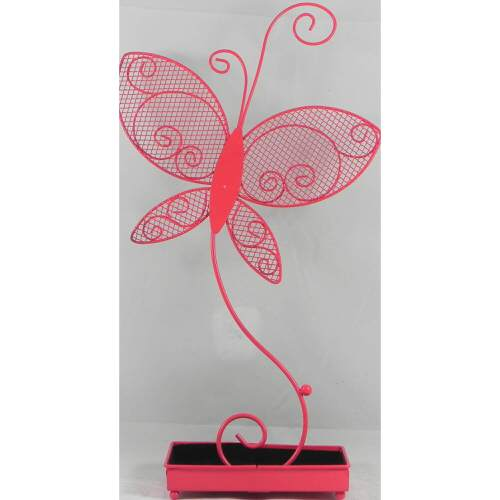 Butterfly Stand Red