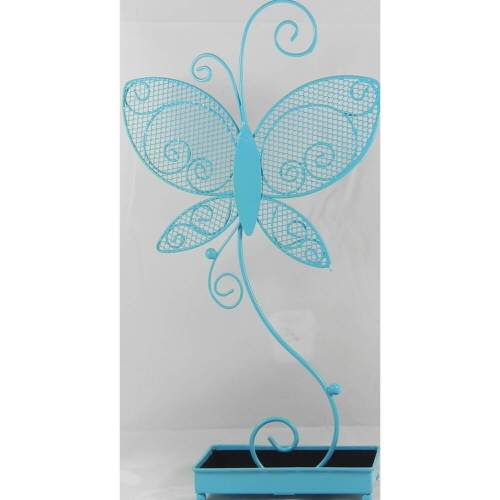 Butterfly Stand Blue