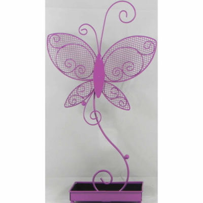 Butterfly Stand Purple