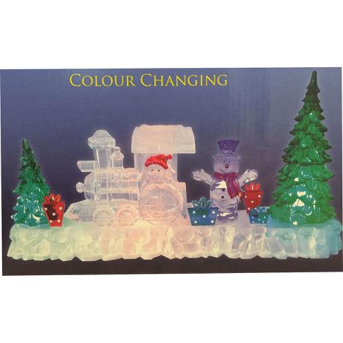 Christmas Colour Changing Train
