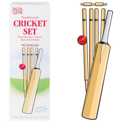 Traditional Cricket Set