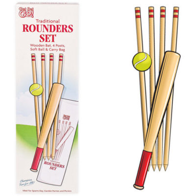 Traditional Rounders Set