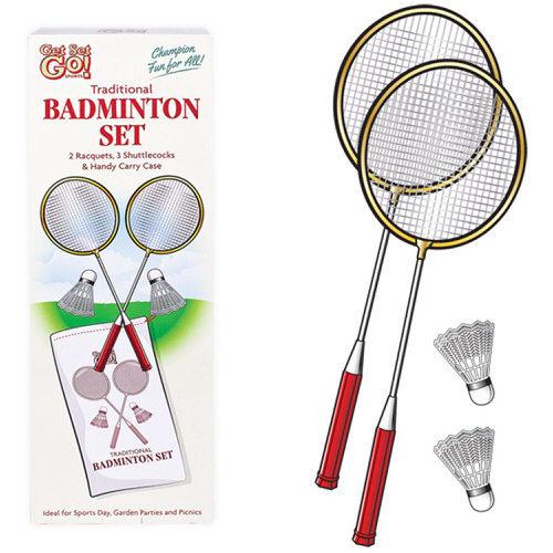 Traditional Badminton Set