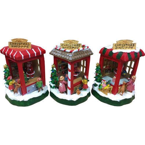 LED Christmas Shop with LED Lights