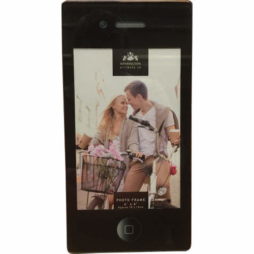 Kensington iPhone Photo Frame in Black