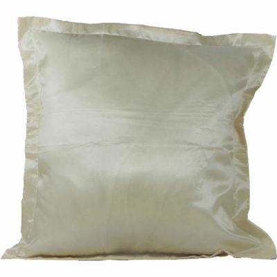 Cushion Cover Taffeta Cream