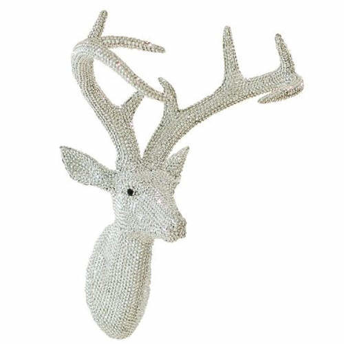 Arthouse Stags Head Silver Star