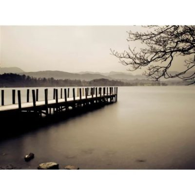 Arthouse Jetty Printed Canvas 002086