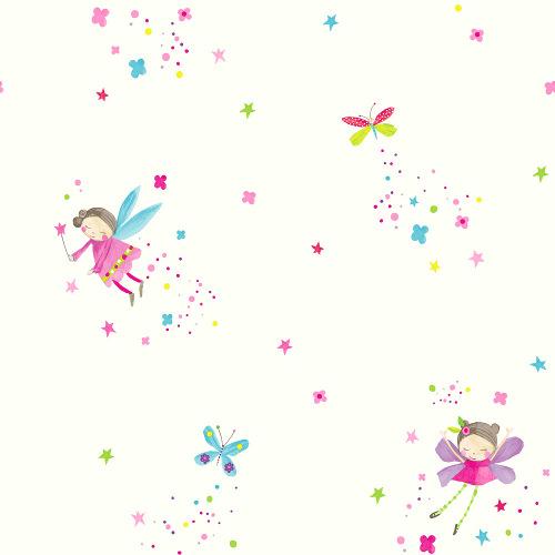 Arthouse Wallpaper Fairy Dust White 667101 Full Roll